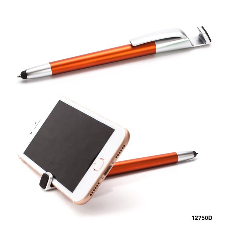 Wholesale custom  Touch pen with phone holder Touch Pen 2