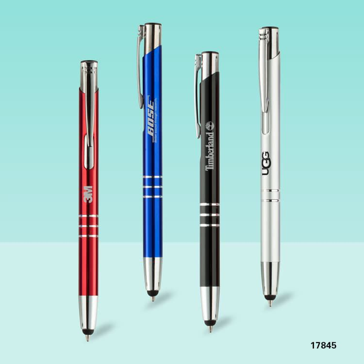 Wholesale custom  Aluminium Touch Pen Touch Pen 2