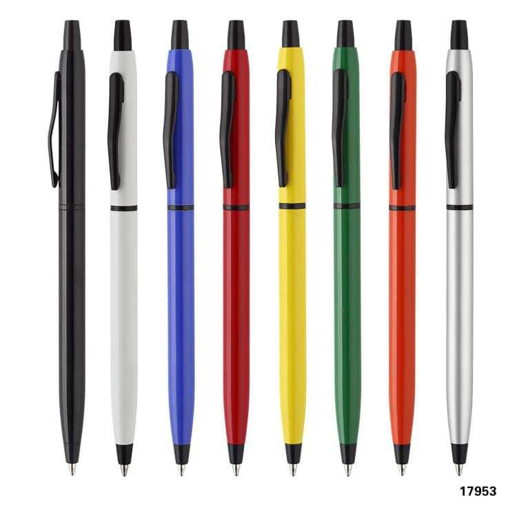 Wholesale custom  Aluminium Ballpen Aluminium Pen