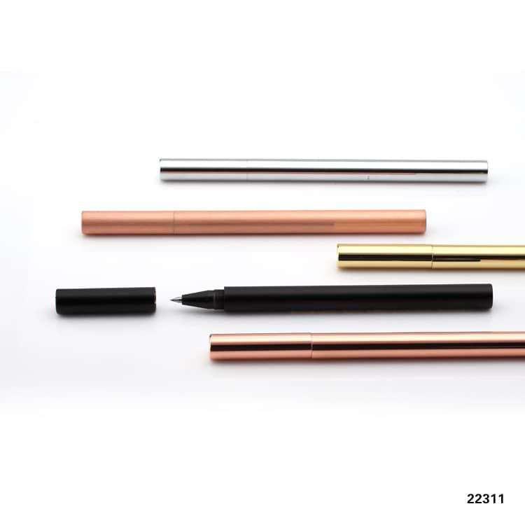 Wholesale custom  Metal roller pen Metal Pen 2