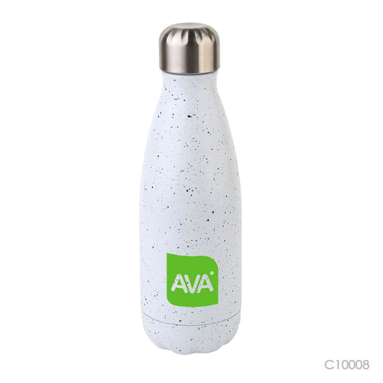 Wholesale custom  260ML Double-walled vaccum bottle Water Bottles 5