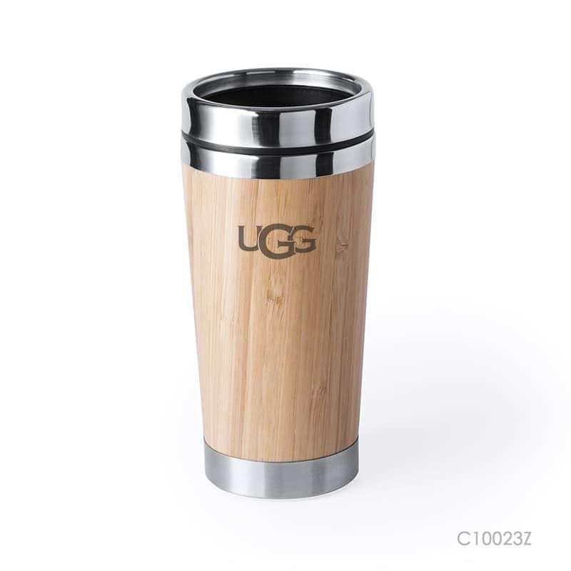 Wholesale custom  500ML Capacity Bamboo Cup Bamboo