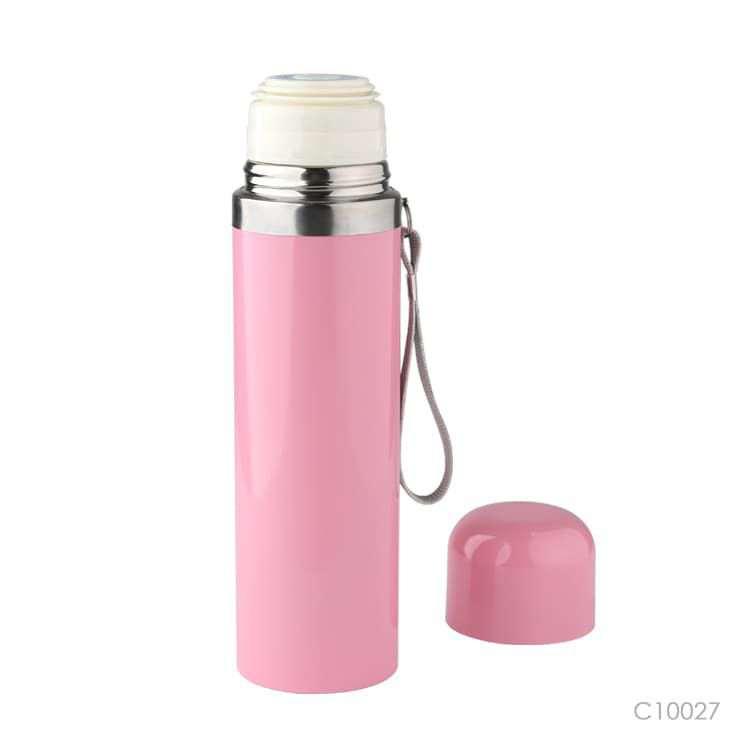 Wholesale custom  500ML Capacity Stainless Steel Bottle Thermos & Vacuum 2