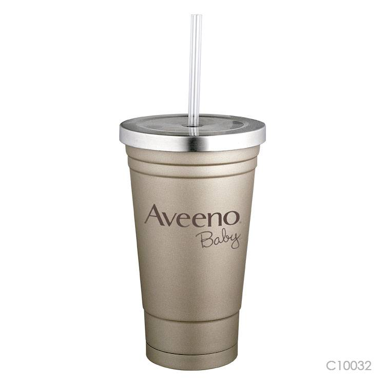 Wholesale custom  560ML Double-walled SS travel cup Mugs & Tumblers