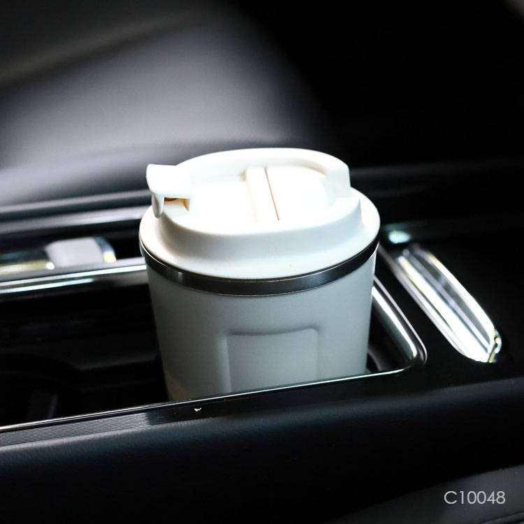 Wholesale custom  380ML Double-walled SS coffee cup Mugs & Tumblers 2