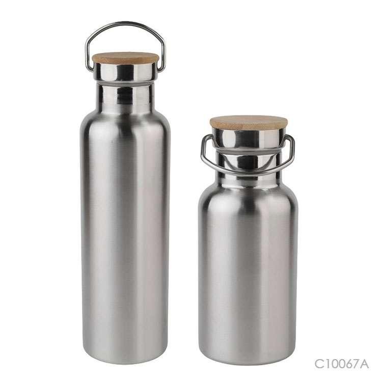 Wholesale custom  500ML Double-walled SS soprt botte Water Bottles 2