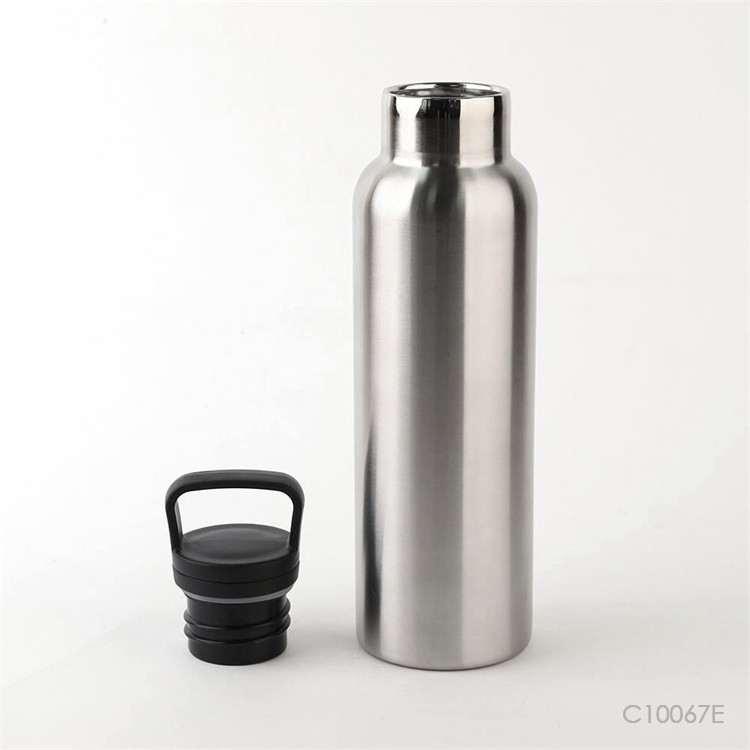 Wholesale custom  750ML Double-walled vacuum sport bottle Water Bottles 2