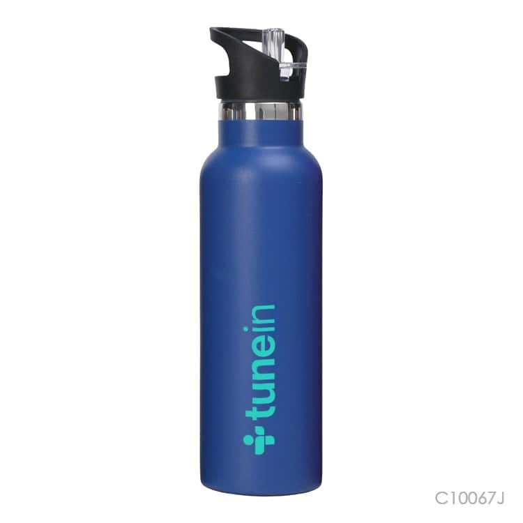 Wholesale custom  750ML Double-walled Stainless steel Soprt bottle Water Bottles