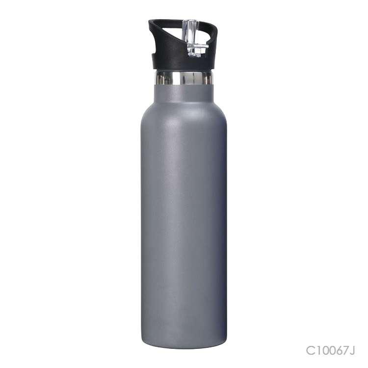 Wholesale custom  750ML Double-walled Stainless steel Soprt bottle Water Bottles 2