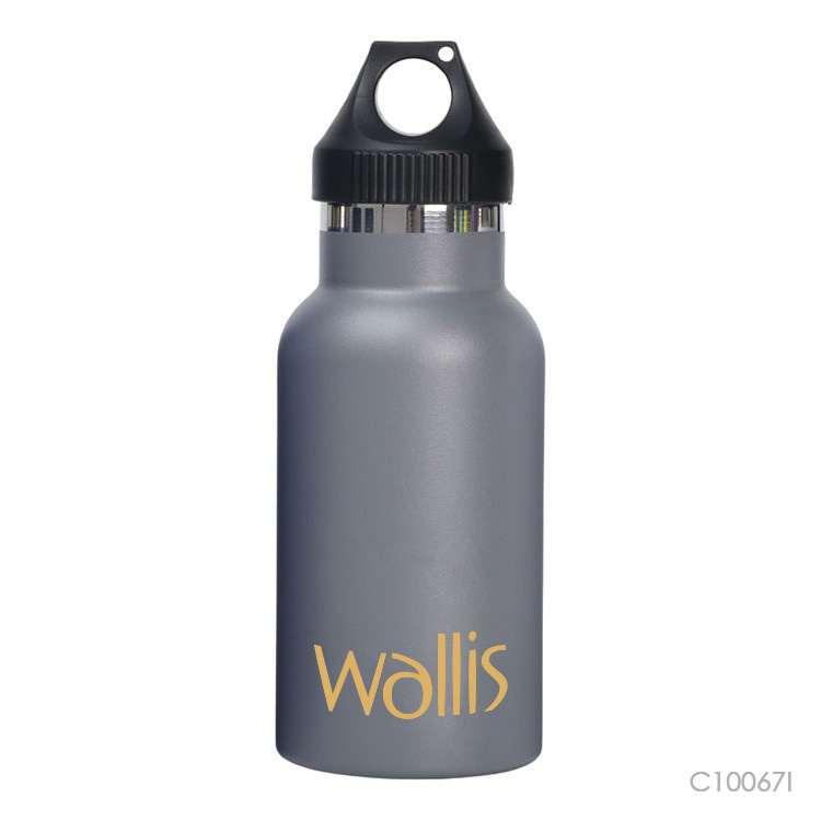 Wholesale custom  600ML Double-walled SS sport bottle Water Bottles