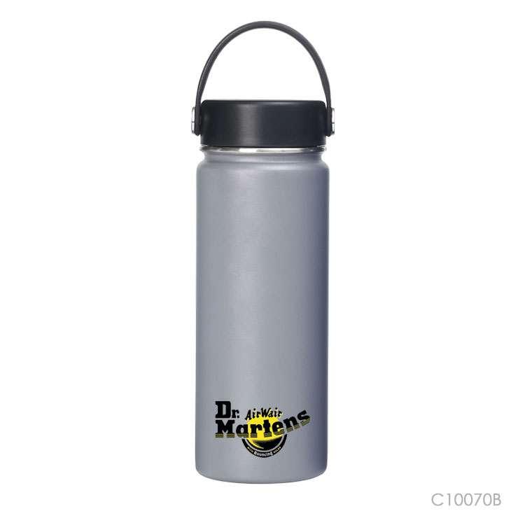 Wholesale custom  530ML Double-walled vacuum SS bottle Water Bottles