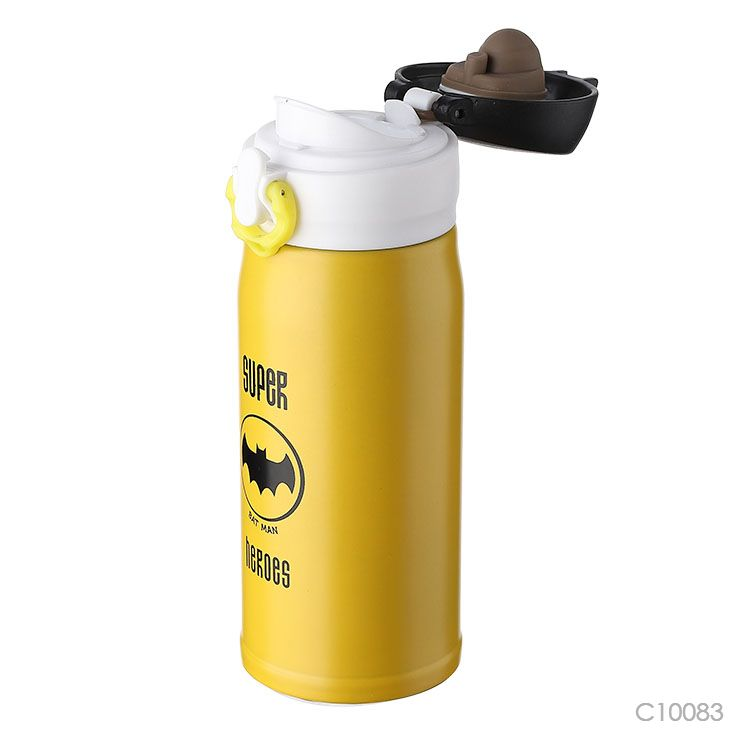 Wholesale custom  500ml Double-walled SS thermos Thermos & Vacuum 2