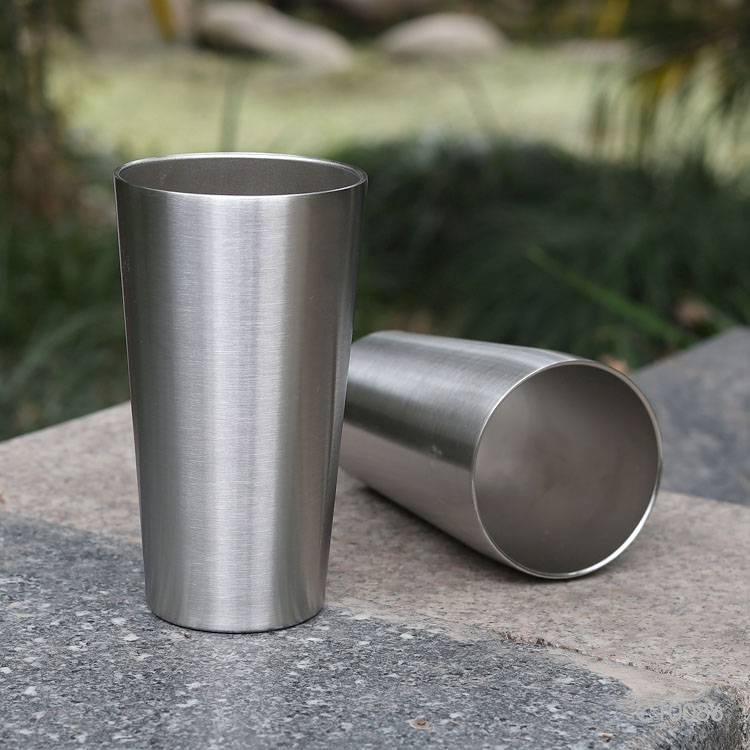 Wholesale custom  300ML Double-walled stainless steel cup Mugs & Tumblers 2