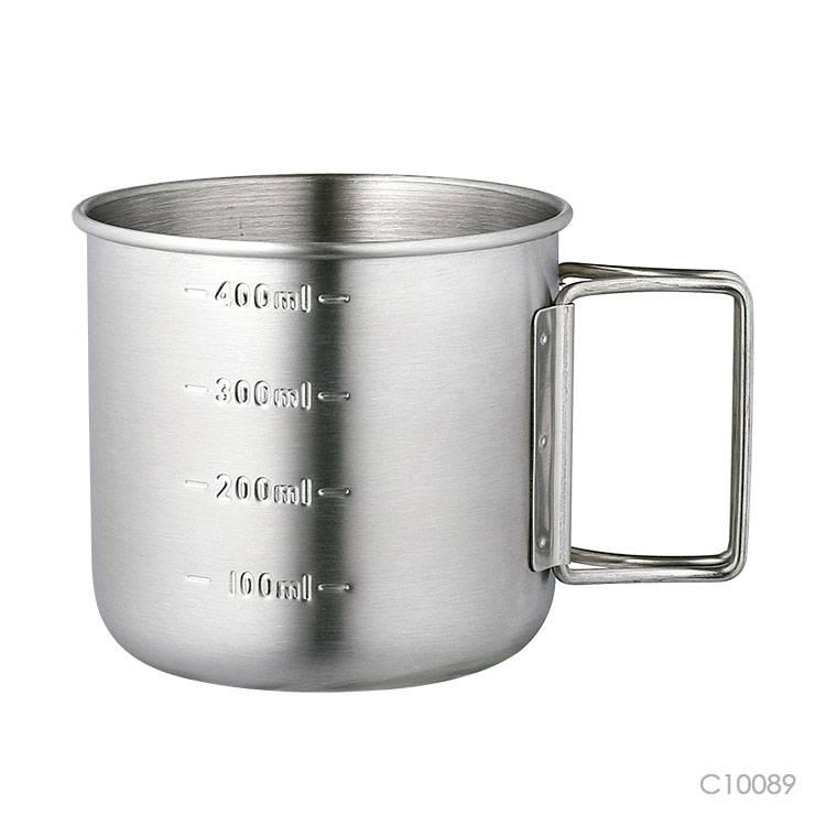 Wholesale custom  300ML Single-walled stainless steel water mug Mugs & Tumblers