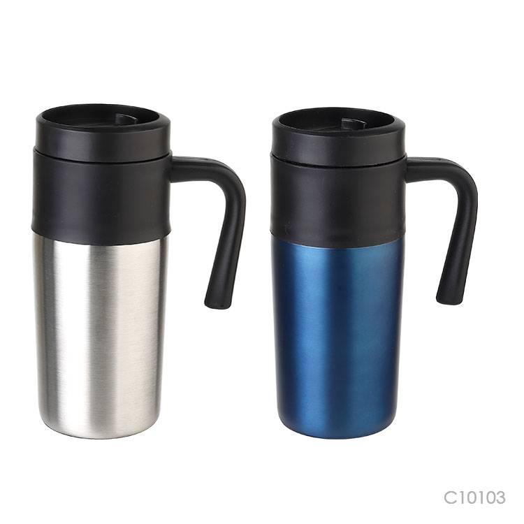 Wholesale custom  350ML Single-walled travel mug Mugs & Tumblers 2