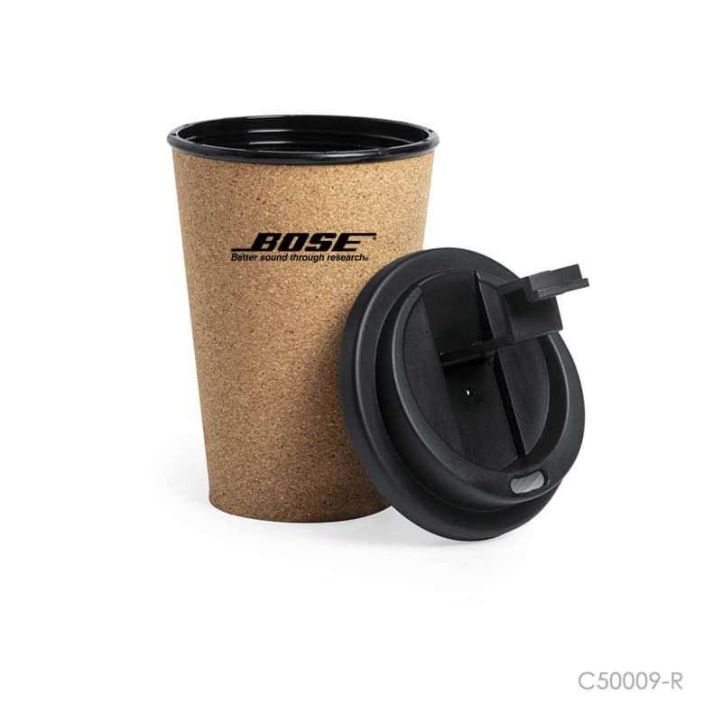 Wholesale custom  350ML Cork Cup Cork