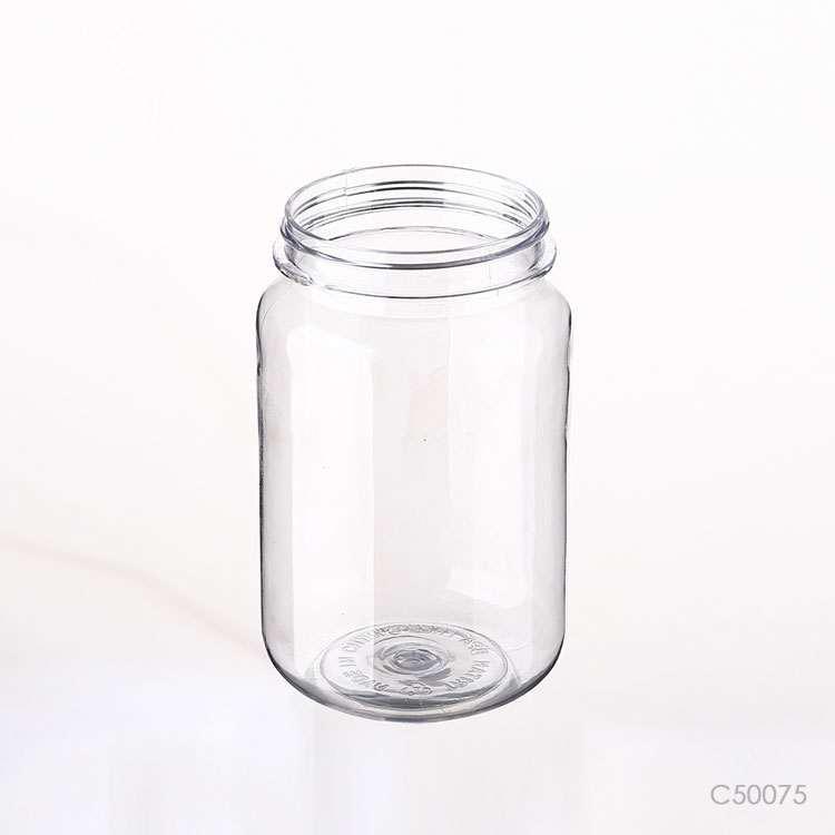 Wholesale custom  700ML AS mug with straw Water Bottles 2
