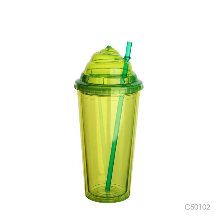 Wholesale custom  480ML water cup Water Bottles 2