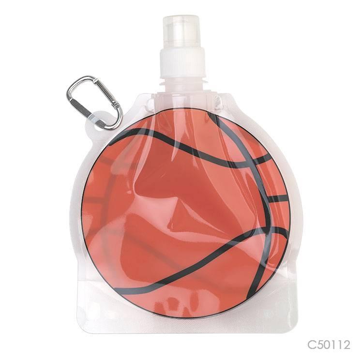 Wholesale custom  450ML PET foldable water bottle Water Bottles