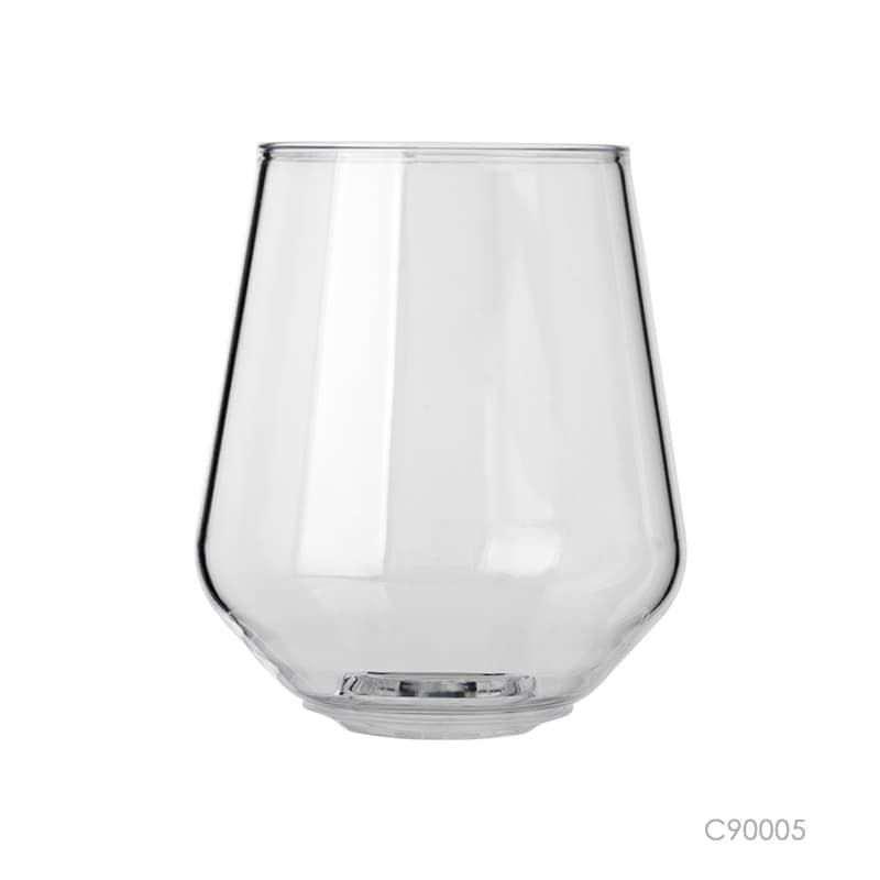 Wholesale custom  400ml transparent chear cup Glasseware 2