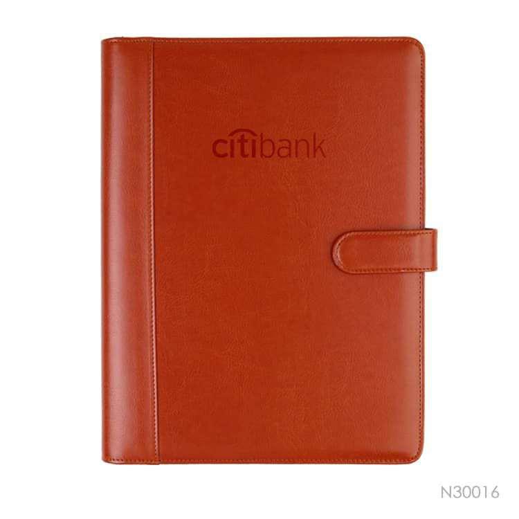 Wholesale custom  PU Portfolio Folder Portfolios