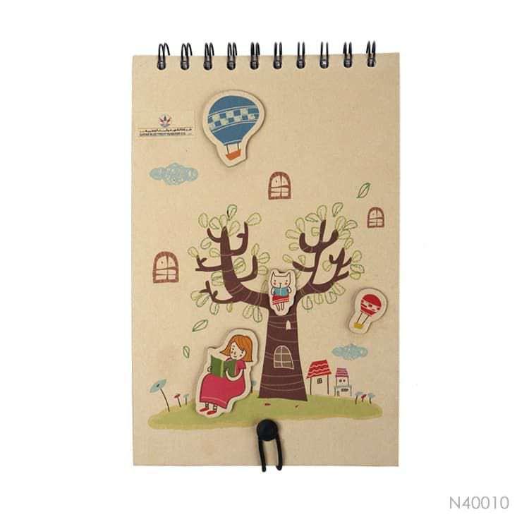 Wholesale custom  ECO notebook set Stationery