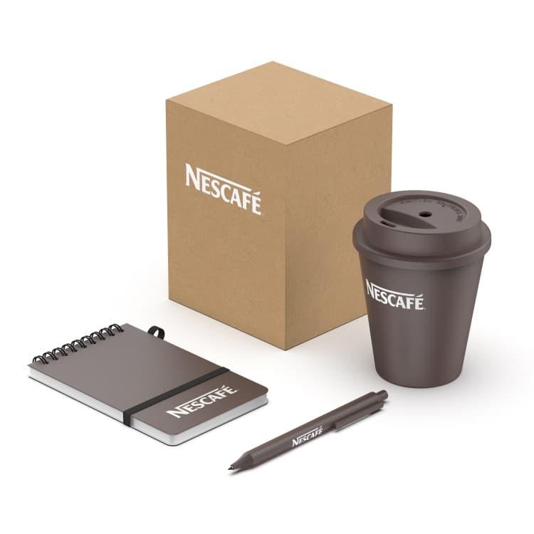 Wholesale custom  Coffee Grounds Office Set Coffee 2