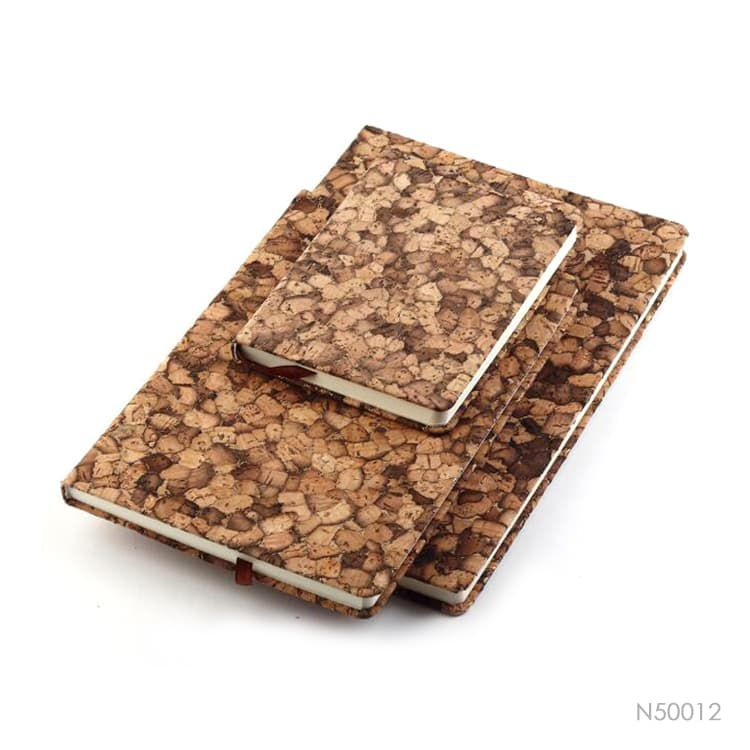 Wholesale custom  ECO Notebook Cork 2