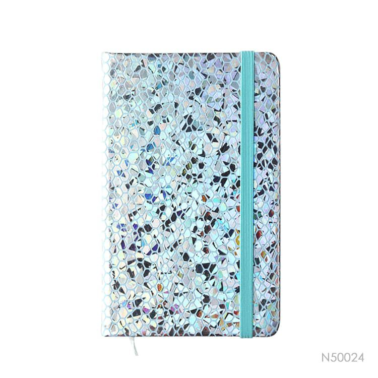 Wholesale custom  A5 Notebook with PU Cover Stationery
