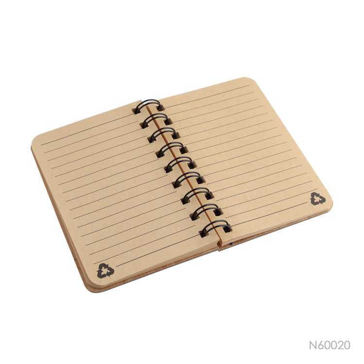Wholesale custom  Notebook with Bamboo Cover Bamboo 2