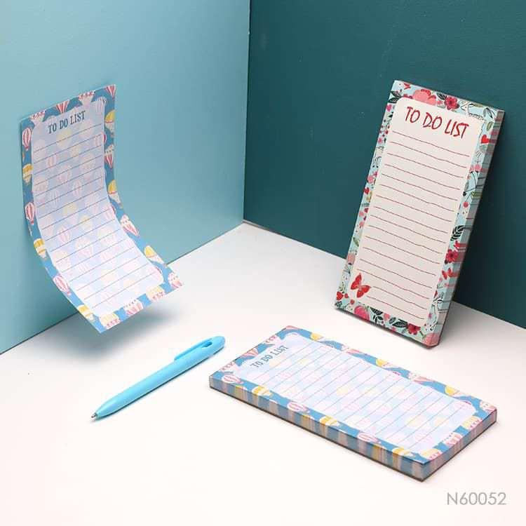 Wholesale custom  Sticky Notepad Stationery