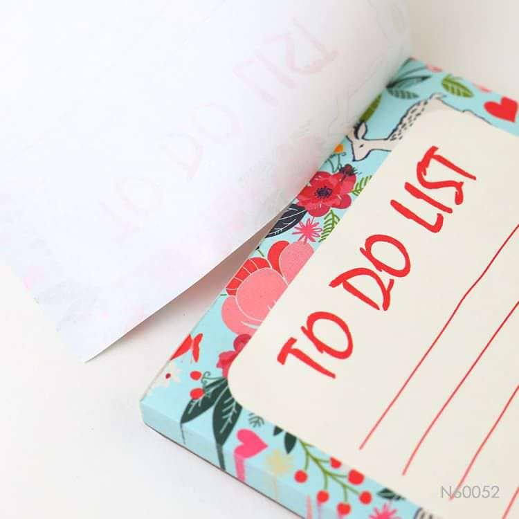Wholesale custom  Sticky Notepad Stationery 2