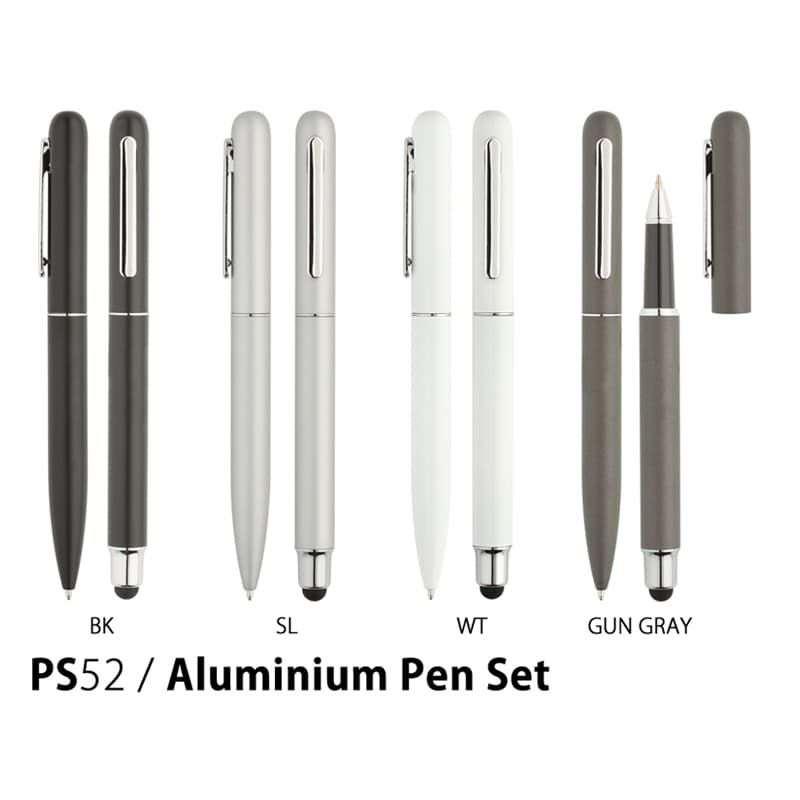 Wholesale custom  Aluminium Pen Set Aluminium Pen