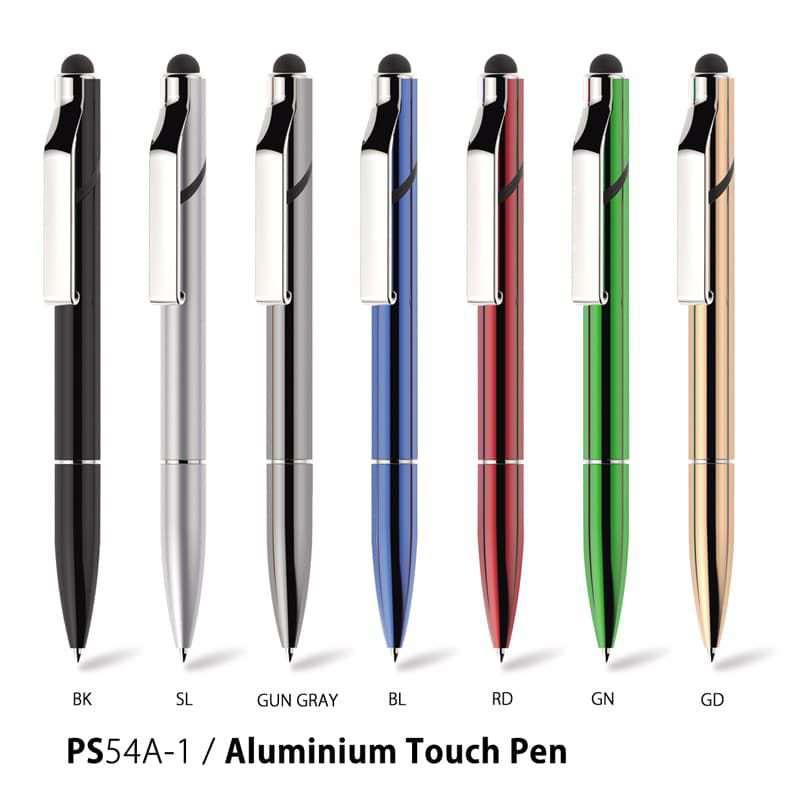 Wholesale custom  Aluminium Ballpoint Pen Aluminium Pen