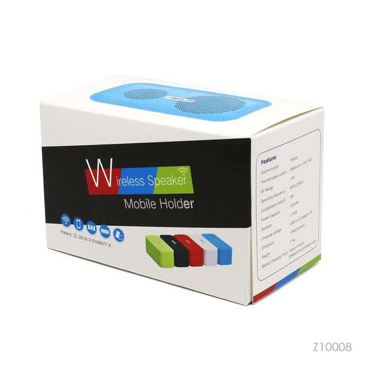 Wholesale custom  Bluetooth speaker with LED Bluetooth Speaker 2