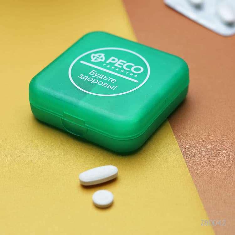 Wholesale custom  Plastic Pill Storage Box Care & Protection 2