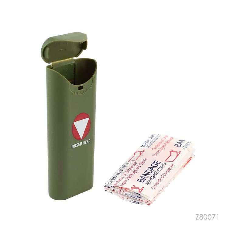 Wholesale custom  Plastic bandage box Care & Protection 2