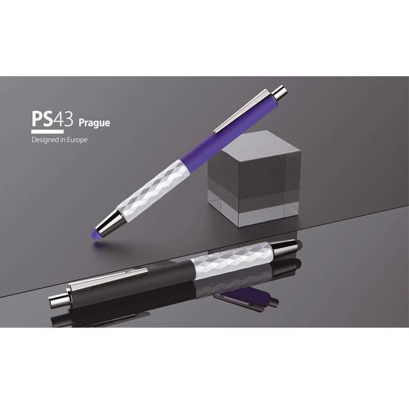 Wholesale custom  Aluminium Ballpoint Pen Aluminium Pen 2