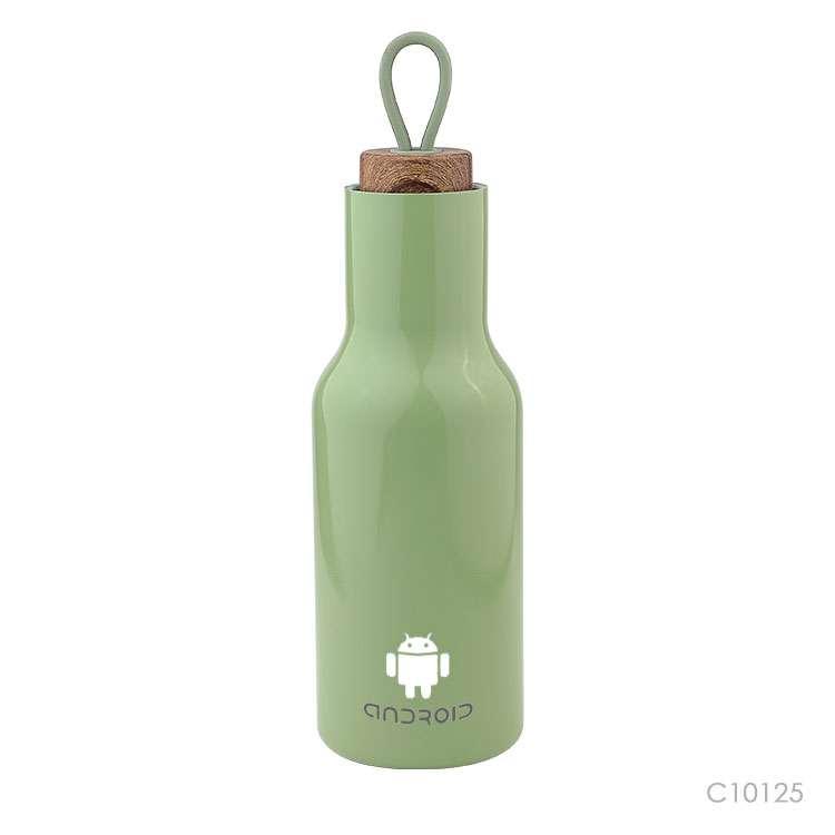 Wholesale custom  500ML Wide mouth SS stylish design bottle Drinkware