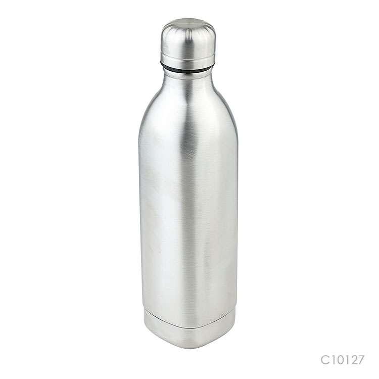 Wholesale custom  350ML Square shape Stainless steel bottle Drinkware 2