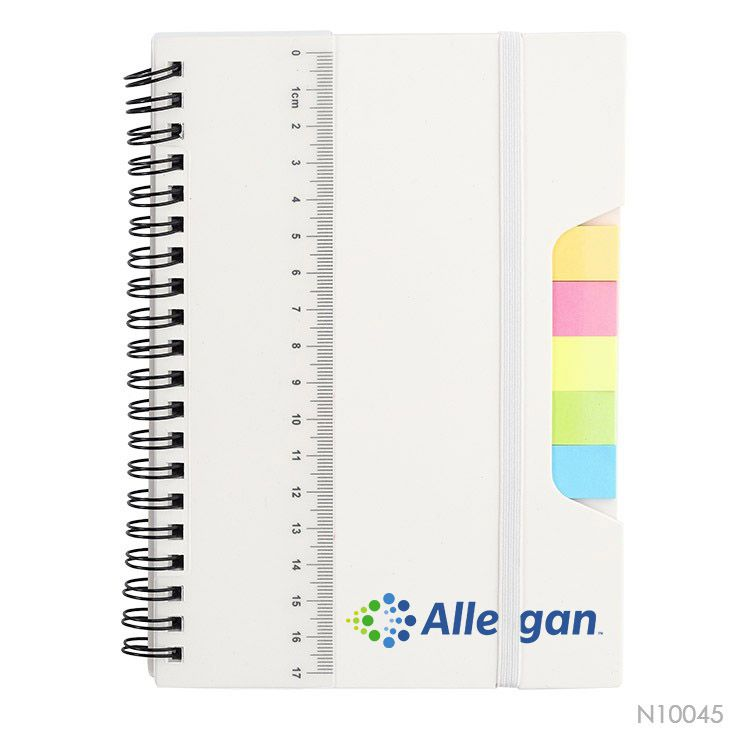 Wholesale custom  Cardboard Cover Winding Notebook Notebooks