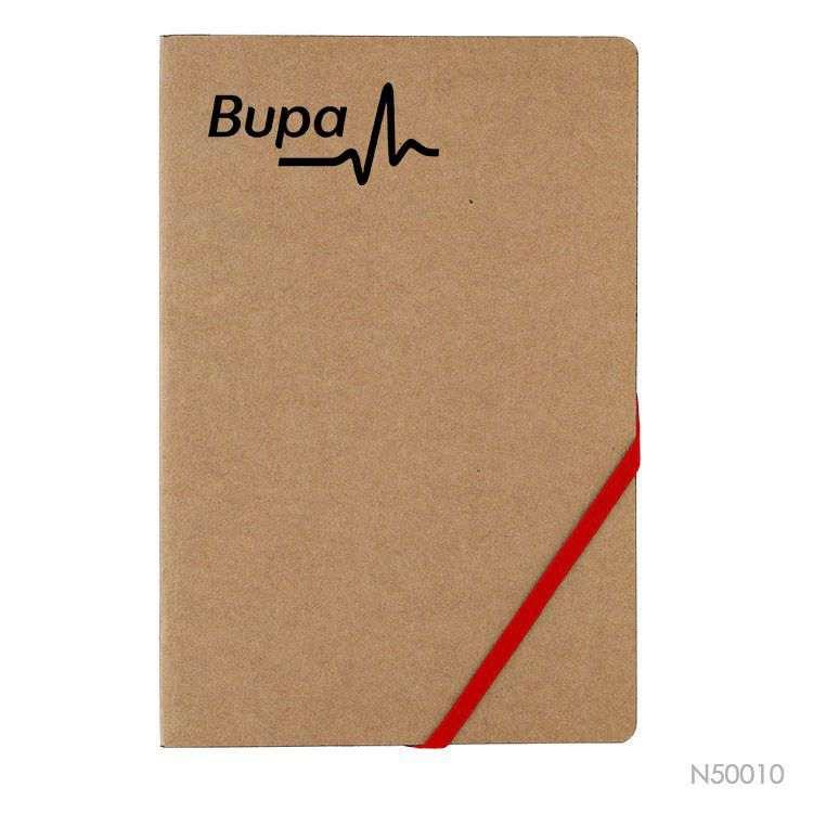 Wholesale custom  Craft Soft Cover Notebook Notebooks