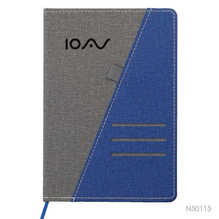 Wholesale custom  PU Hardcover Notebook Notebooks