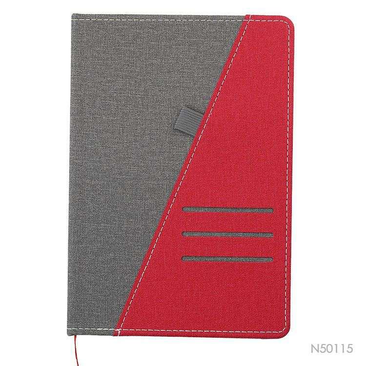 Wholesale custom  PU Hardcover Notebook Notebooks 2