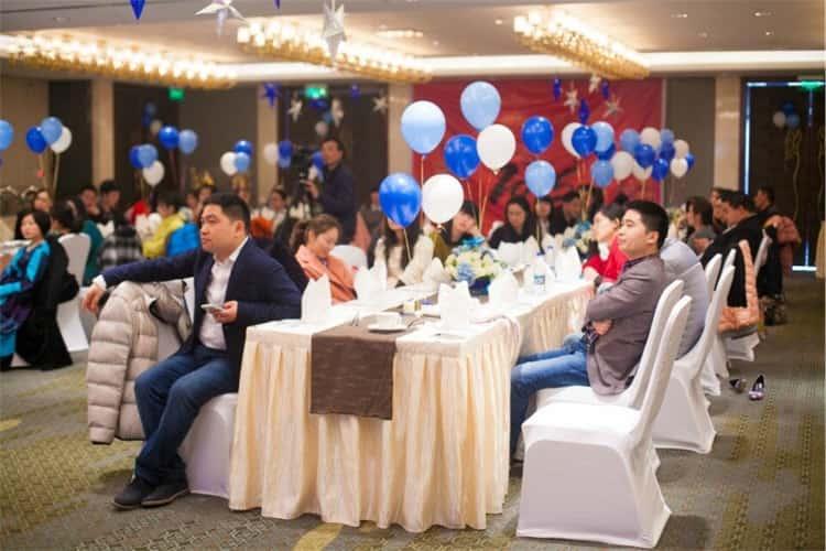 Pen Company party performance awards