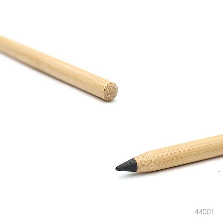 Wholesale custom  Bamboo Long-lasting inkless pen Bamboo 2